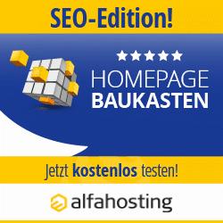 Alfahosting - Joomla-Hosting