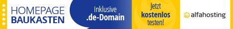 Alfahosting-Homepage-Baukasten